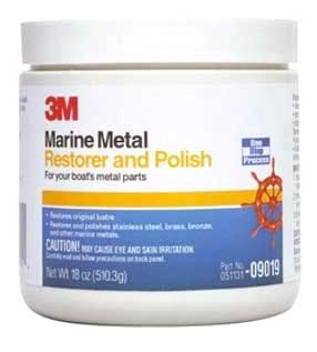 3M Marine enokomponentna pasta za obdelavo in loščenje kovin