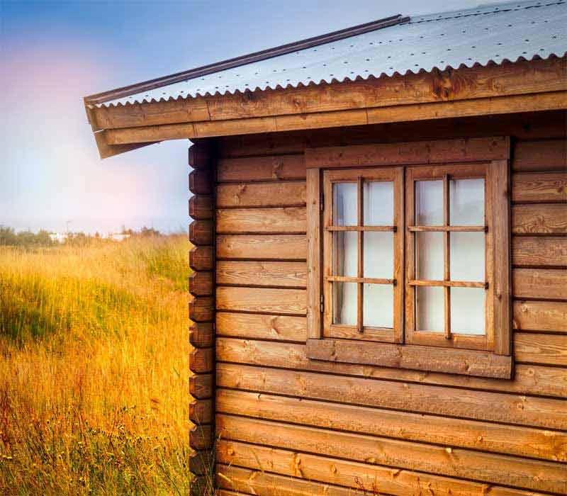 Sadolin - zaščita lesa po skandinavsko