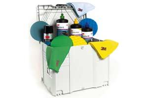 Poliranje - 3M paste, plastelin, polirni stroji