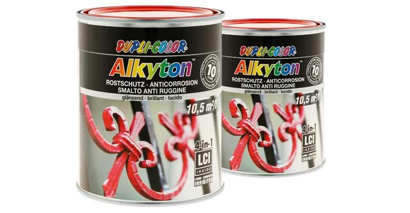 Motip Alkyton - zaščita proti rji