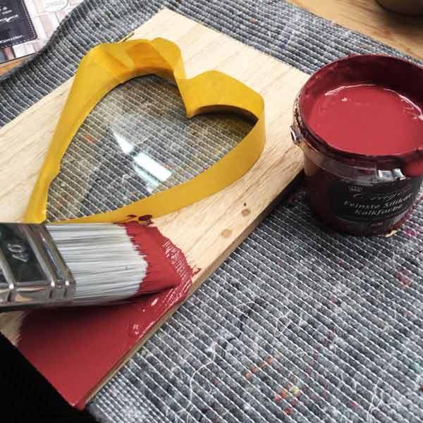 vintage DIY barve